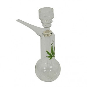 Small Glass Bong