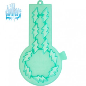Chillers - Silicone Ice Bolt Trays.